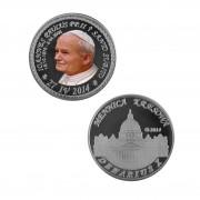 Jan Paweł II Nowe Srebro st. zwykły wersja krajowa