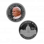 Jan Paweł II Nowe Srebro st. zwykły wersja eksportowa
