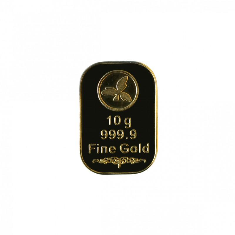 Złota sztabka 50 gram